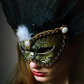Midnight Eyes II – Venetian eye mask