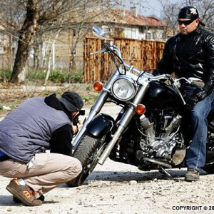 How to Make Photo Session – Biker