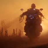 Iron Horses (Part 6) – Sunset Rider Motorcycle