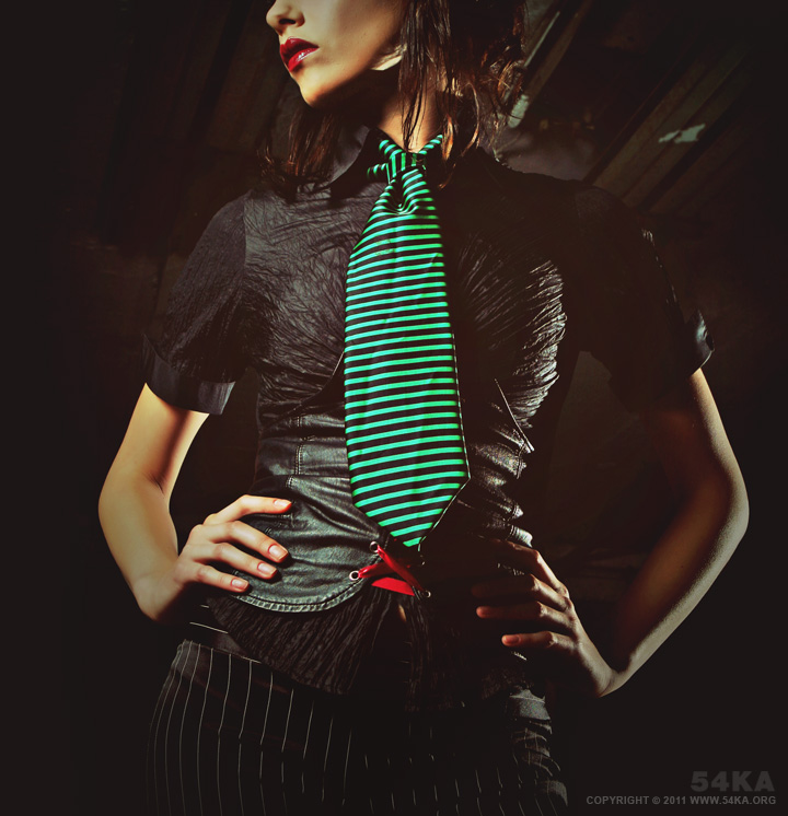 Tie Fashion photography fashion  Photo