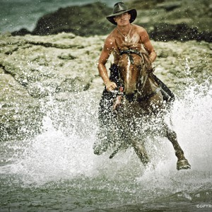 Water Horse Rider III
