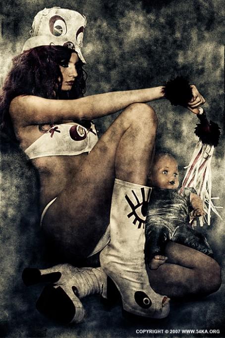 Dolls IV - 54ka [photo blog]