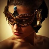 Gem mask I – eye mask