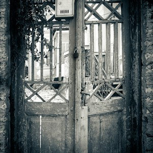 Story of The Old Door