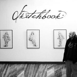 "Opening exhibition ""Sketchbook"" by Dimitar Hristov – 54ka"