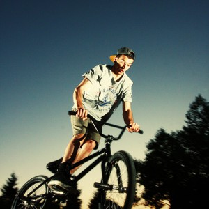 BMX Bicycle Rider II