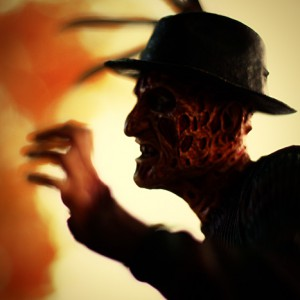 Freddy Krueger Action Figure III