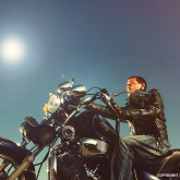 Motorcycle Lifestyles – Biker Man