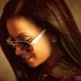Sunglasses Girl Portrait