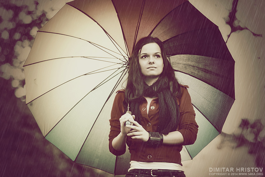 Under The Rain photography portraits daily dose  Photo