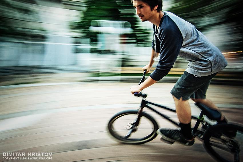 BMX Fast Bike photography other extreme  Photo