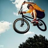 BMX High Jump