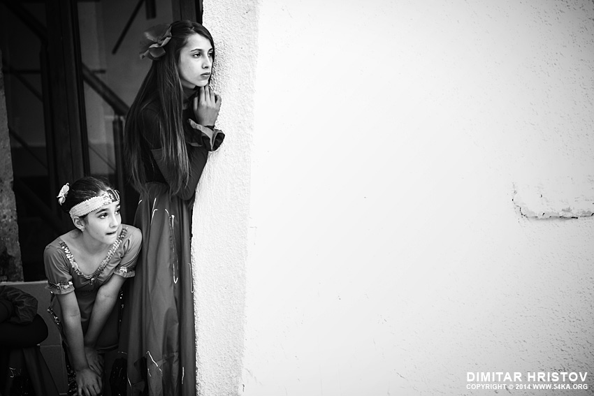 Dancers Backstage daily dose  Photo