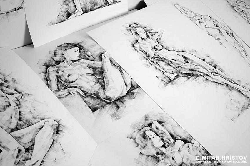 Preparing graphics – new update in sketchbook - 54ka [photo blog]