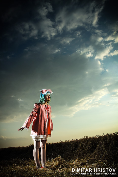 Cosplay Sunset Portrait photography portraits fashion  Photo