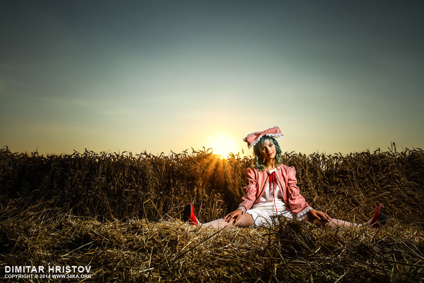 Hina Ichigo Cosplay photography portraits top rated featured fashion  Photo
