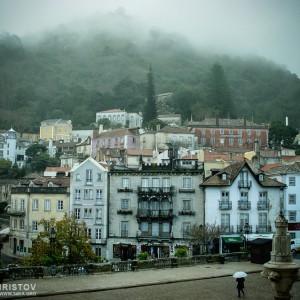 Sintra – Portugal cityscape