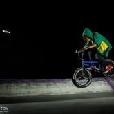 Skatepark night shot