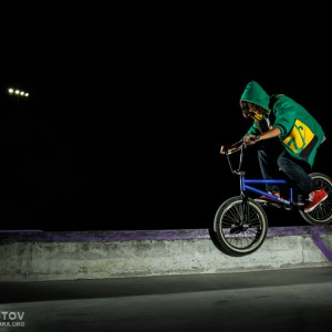 Skatepark night shot