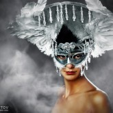Angel Wings – Venetian Eye Masks