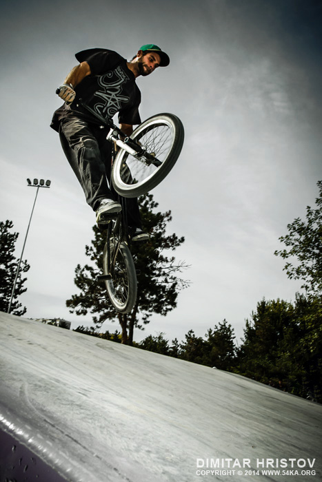 BMX Ramp Jump photography other extreme  Photo