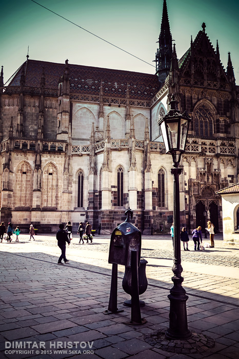 Cathedral of Saint Elizabeth   Kosice, Slovakia photography urban featured  Photo