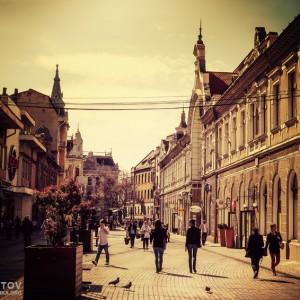 Oradea Street