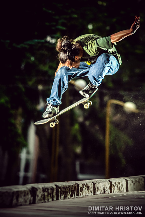 Skater freestyle high jump photography other featured extreme  Photo