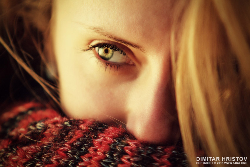 Closeup Woman Portrait photography portraits featured daily dose  Photo