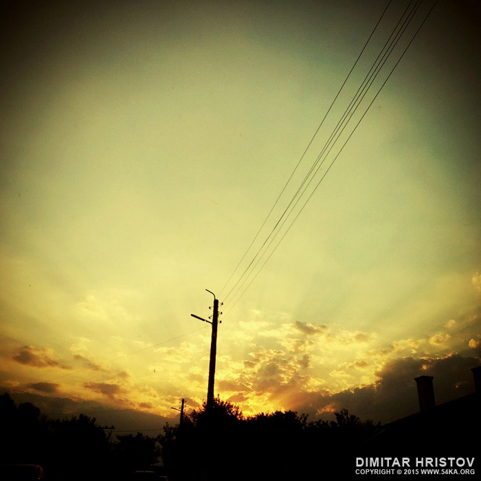 Retrica sunset photography daily dose  Photo