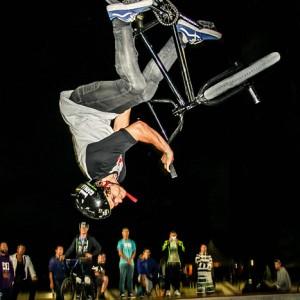 BMX Flip over head