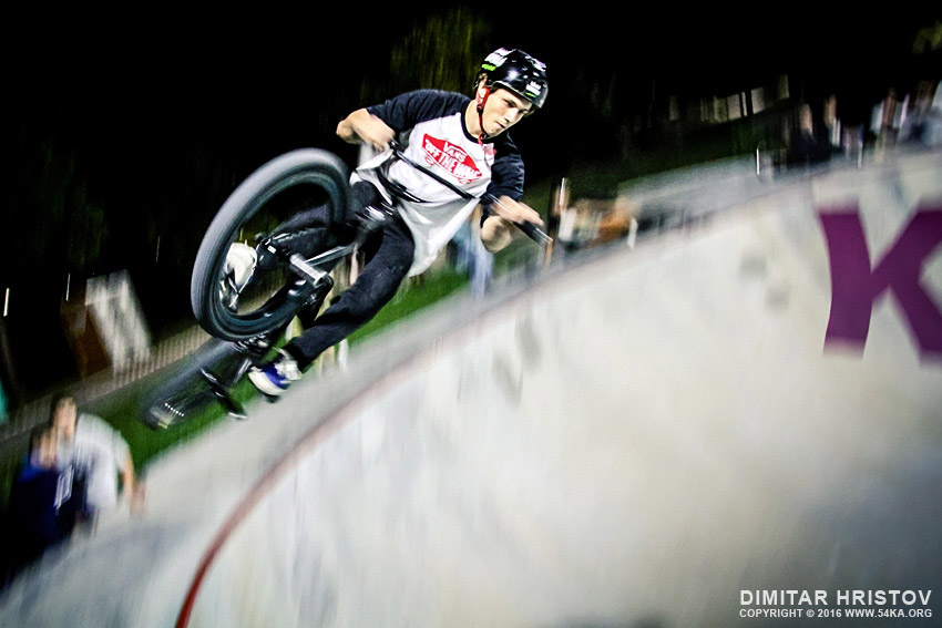 BMX Jump Master   Alex Nikulin photography extreme  Photo