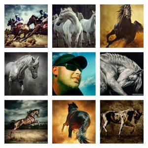 ArtVSArtist – Artistic Campaign in Social Networks