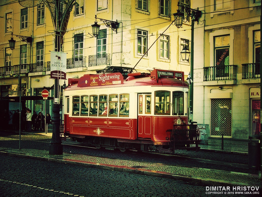 Tram in Lisbon photography urban top rated featured  Photo