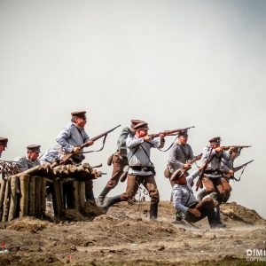The Battle of Dobrich 1916 – Part II – Infantry