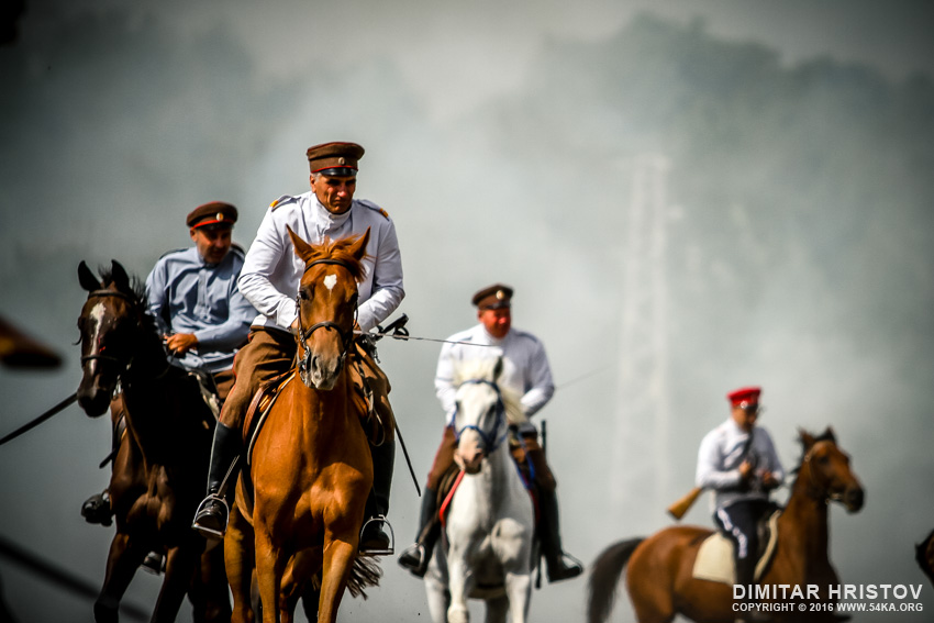 Cavalry attack   World War One photography other top rated equine photography  Photo