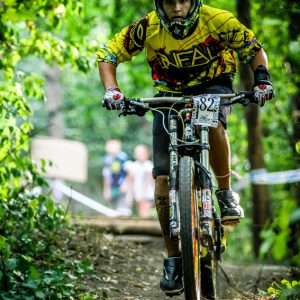 Downhill Mountain Bike Racing – Extreme Connection Festival