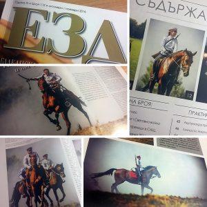 Ezda Magazine – The Battle of Dobrich 1916