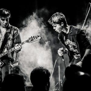 Friday night – Live music night