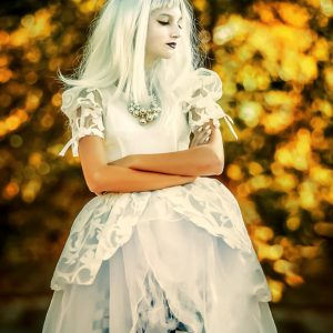 The White Queen – Alice in Wonderland