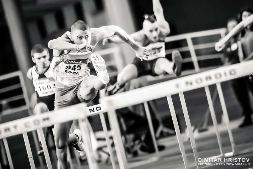 Hurdles photography other black and white  Photo