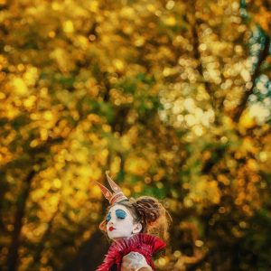 The Little Queen of Hearts – Alice in Wonderland