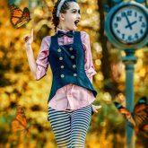 The Rabbit – Alice in wonderland