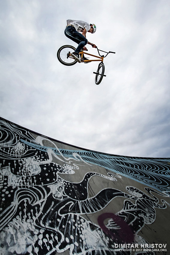 BMX amazing highest jump photography featured extreme  Photo