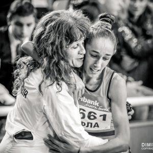 Lilyana Georgieva – kept running