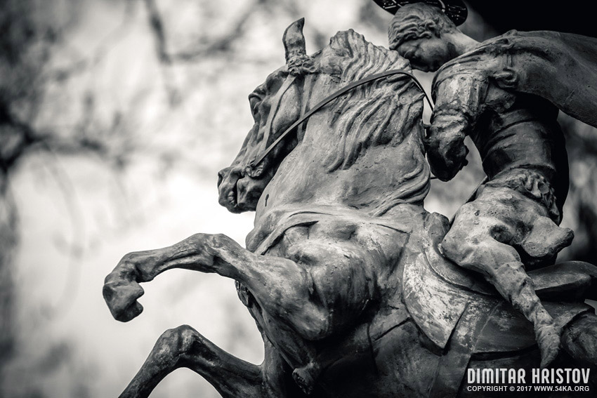 Saint George the Victorious photography urban other featured black and white  Photo