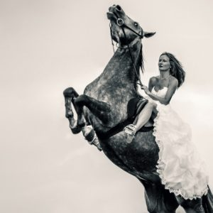 Beauty and the Beast – Equestrian photography by Dimitar Hristov