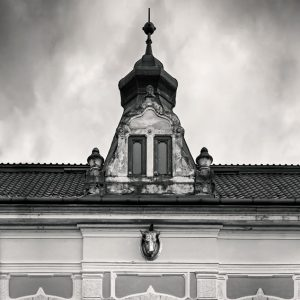 Historic Architecture in Oradea