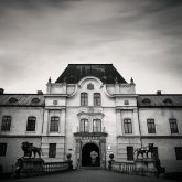 Vihorlatske muzeum – The Manor House in Humenne, Slovakia