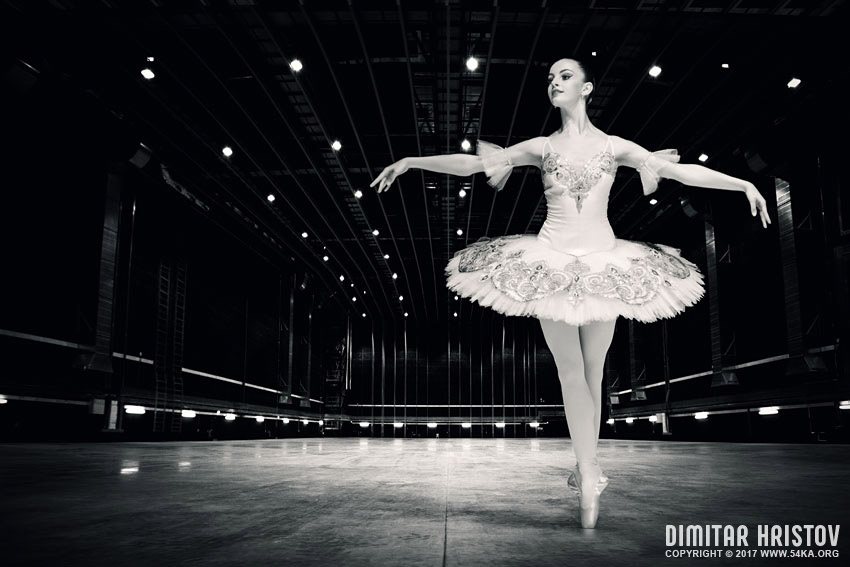 Ballerina photography portraits other featured black and white  Photo